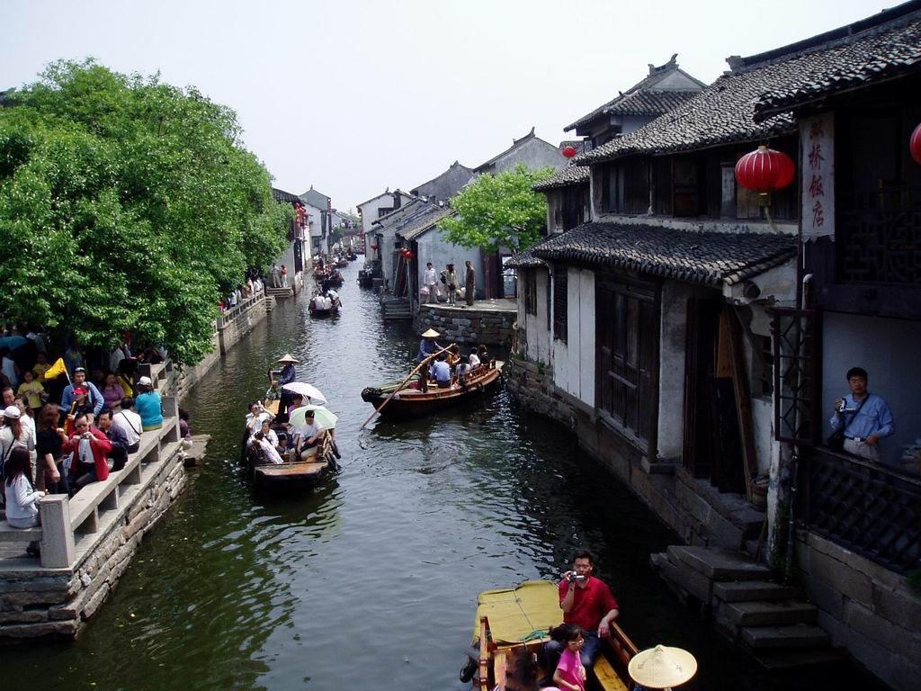 苏州周庄 昆山周庄古镇旅游景点介绍 三亚旅游网图片
